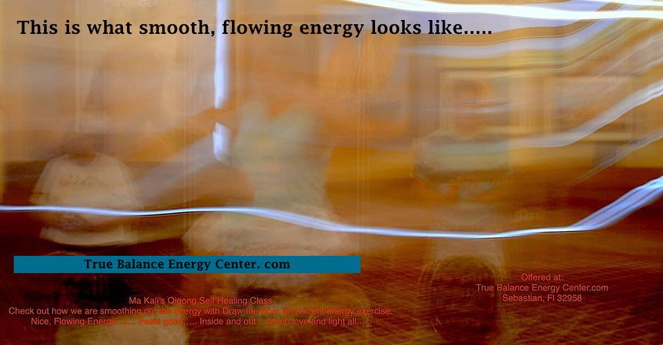 True Balance Energy Center smooth energy cool huh?